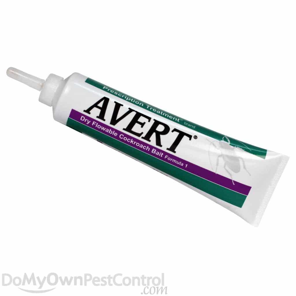 Avert Dry Flowable Cockroach Powder bait