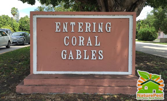 Natural Pest Control Coral Gables